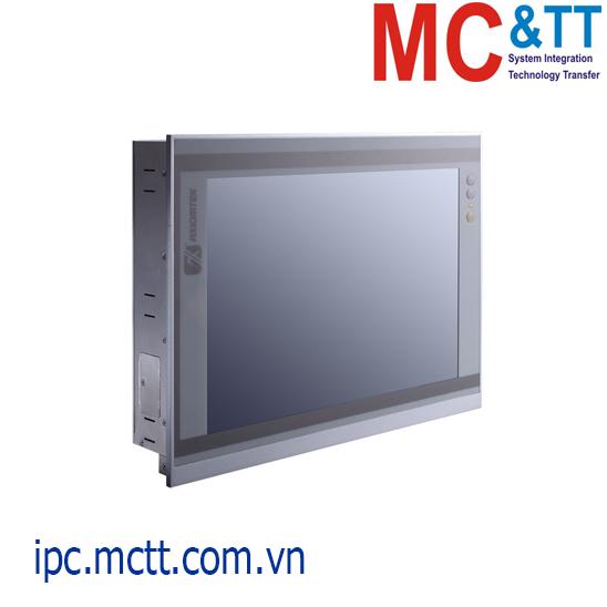 Máy tính công nghiệp không quạt màn hình cảm ứng 12.1″ Axiomtek GOT3126T-834