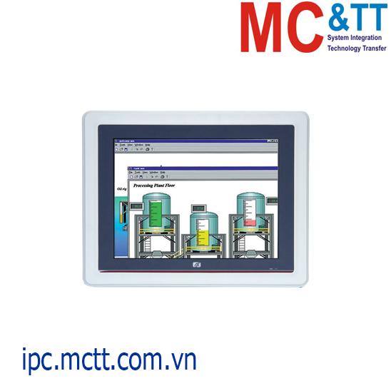 Máy tính công nghiệp không quạt màn hình cảm ứng 10.4″ Axiomtek GOT5100T-845