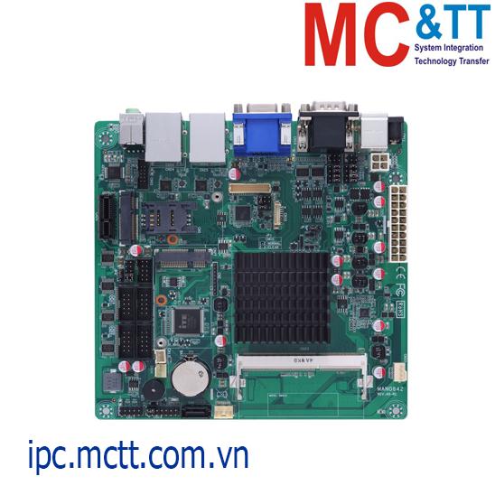 Bo mạch chủ công nghiệp Mini-ITX Axiomtek MANO842