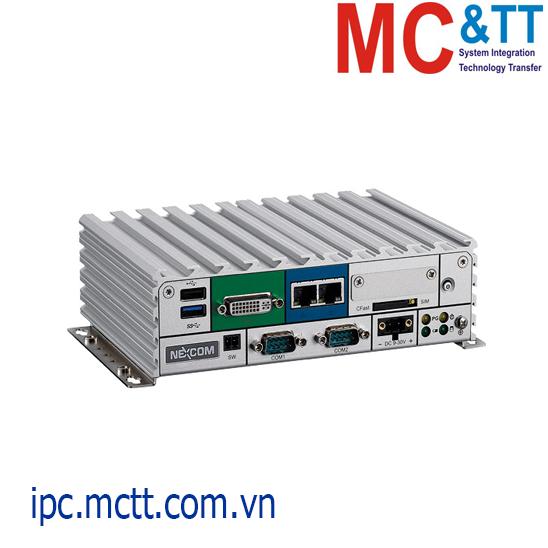 Máy tính nhúng công nghiệp Nexcom NISE 105-E3845