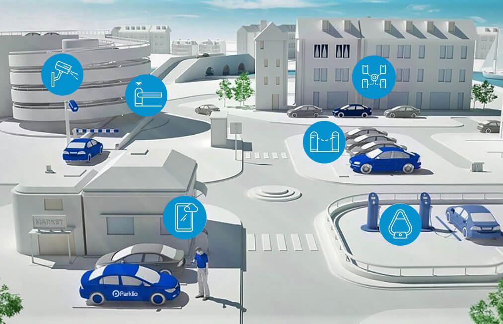 Fanless PC – giải pháp mới cho bãi đỗ xe thông minh