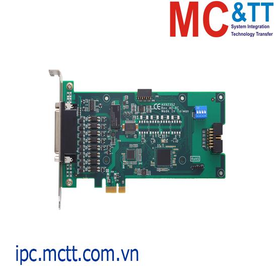 Card mở rộng 2 kênh Encoder với Real-Time trigger PCIe x1 Axiomtek AX92352