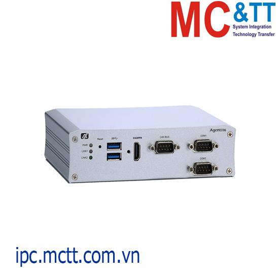 Máy tính nhúng công nghiệp chuyên dụng cho vận tải Axiomtek Agent336