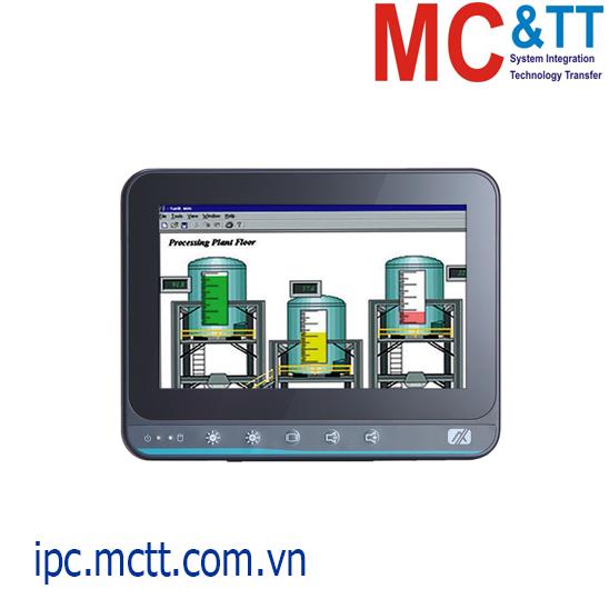 Máy tính công nghiệp không quạt màn hình cảm ứng 7 inch Axiomtek GOT107W-319