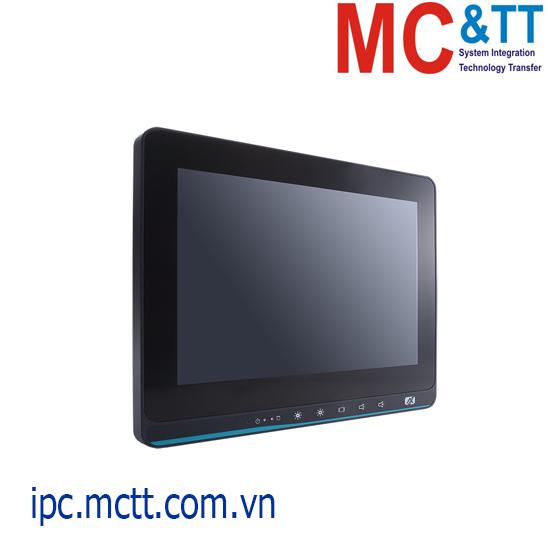 Máy tính công nghiệp không quạt màn hình cảm ứng 10.4 inch Axiomtek GOT110-316-PoE-PD
