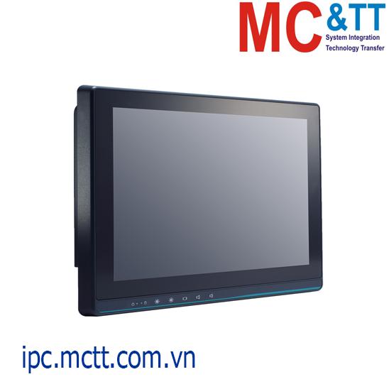 Máy tính công nghiệp không quạt màn hình cảm ứng 15 inch Axiomtek GOT115-319
