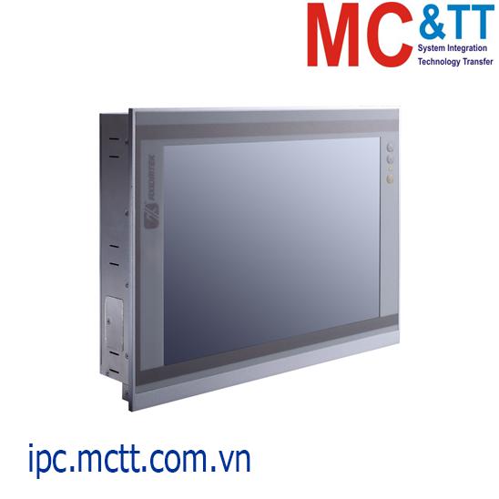 Máy tính công nghiệp không quạt màn hình cảm ứng 15 inch Axiomtek GOT3156T-834
