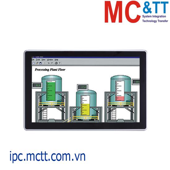 Máy tính công nghiệp không quạt màn hình cảm ứng 15.6 inch Axiomtek GOT315W-521