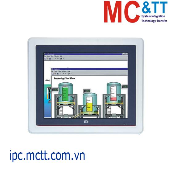 Máy tính công nghiệp không quạt màn hình cảm ứng 10.4 inch Axiomtek GOT5100T-834