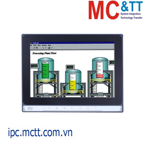 Máy tính công nghiệp không quạt màn hình cảm ứng 10.1 inch Axiomtek GOT5103W-845