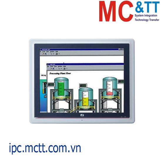 Máy tính công nghiệp không quạt màn hình cảm ứng 15 inch Axiomtek GOT5152T-834
