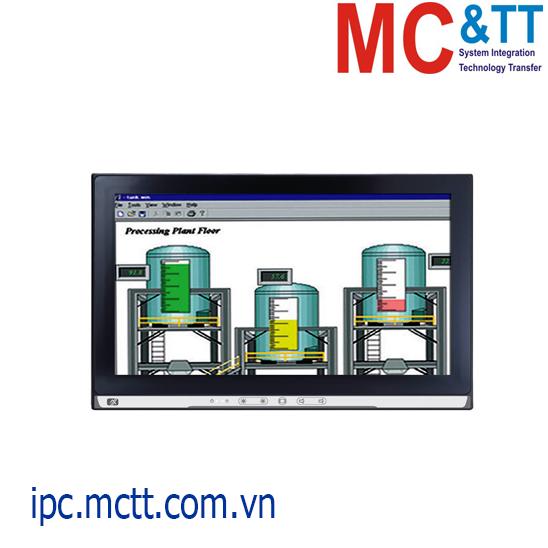 Máy tính công nghiệp không quạt màn hình cảm ứng 15.6 inch Axiomtek GOT5153W-845