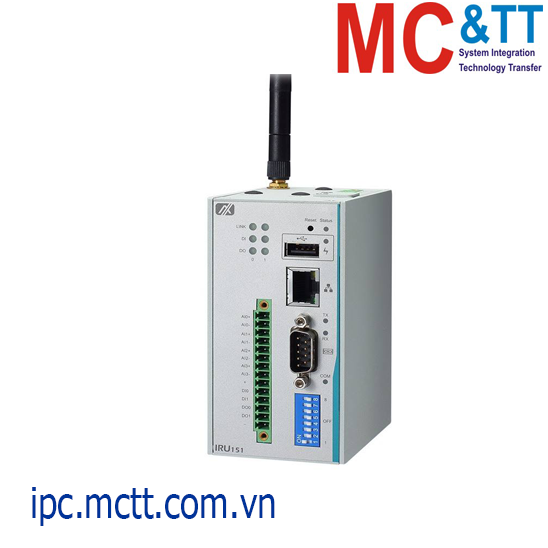 Máy tính nhúng công nghiệp (IoT Gateway) IRU151