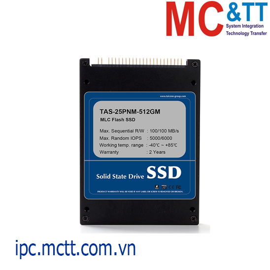 Ổ cứng SSD công nghiệp 2.5 inch PATA Taicenn TAS-25PNM