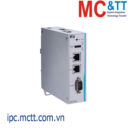 Máy tính nhúng công nghiệp chuyên dụng cho vận tải Axiomtek UST200-83H-FL