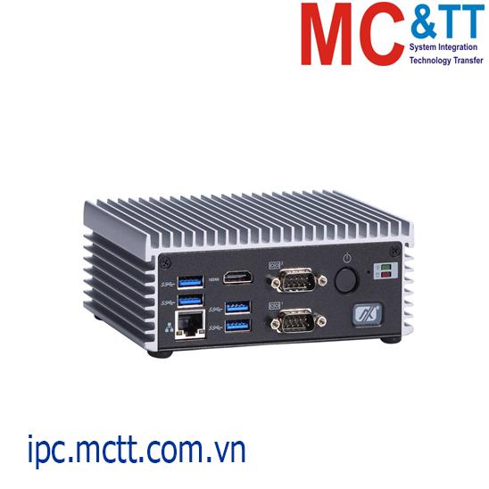 Máy tính công nghiệp không quạt Axiomtek eBOX560-500-FL