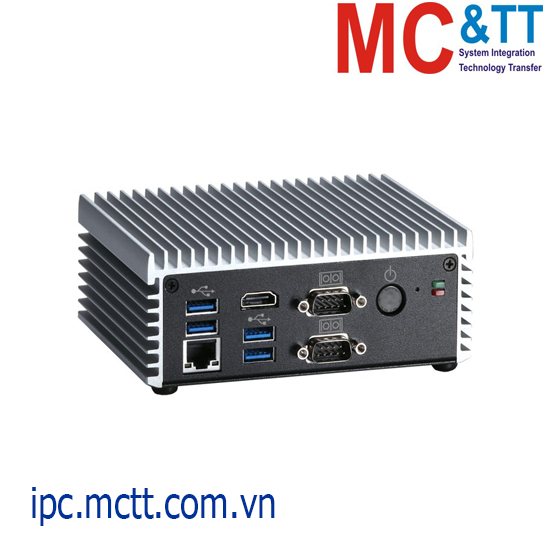 Máy tính công nghiệp không quạt Axiomtek eBOX560-880-FL