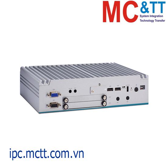 Máy tính công nghiệp không quạt Axiomtek eBOX630-528-FL