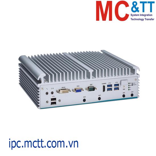 Máy tính công nghiệp không quạt Axiomtek eBOX671-517-FL