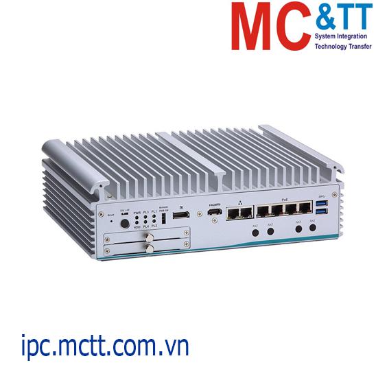 Máy tính công nghiệp không quạt Axiomtek eBOX671-521-FL