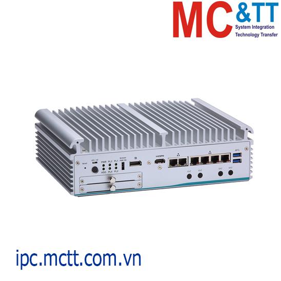 Máy tính công nghiệp không quạt Axiomtek eBOX710-521-FL