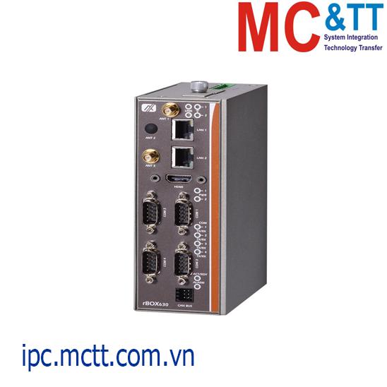 Máy tính nhúng công nghiệp (IoT Gateway) rBOX630