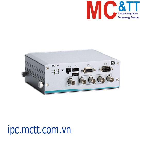 Máy tính nhúng công nghiệp chuyên dụng cho đường sắt Axiomtek tBOX100-838-FL