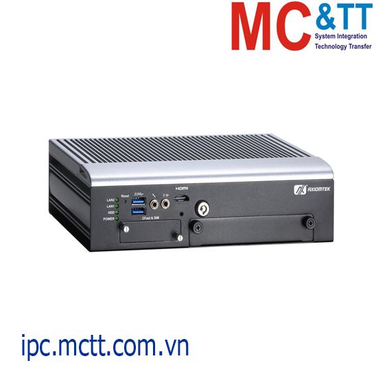 Máy tính nhúng công nghiệp chuyên dụng cho đường sắt Axiomtek tBOX322-882-FL