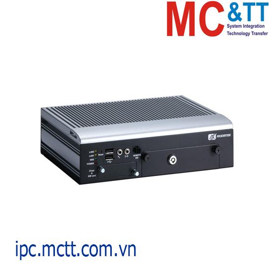 Máy tính nhúng công nghiệp chuyên dụng cho đường sắt Axiomtek tBOX323-835-FL