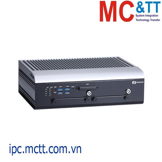 Máy tính nhúng công nghiệp chuyên dụng cho đường sắt Axiomtek tBOX324-894-FL