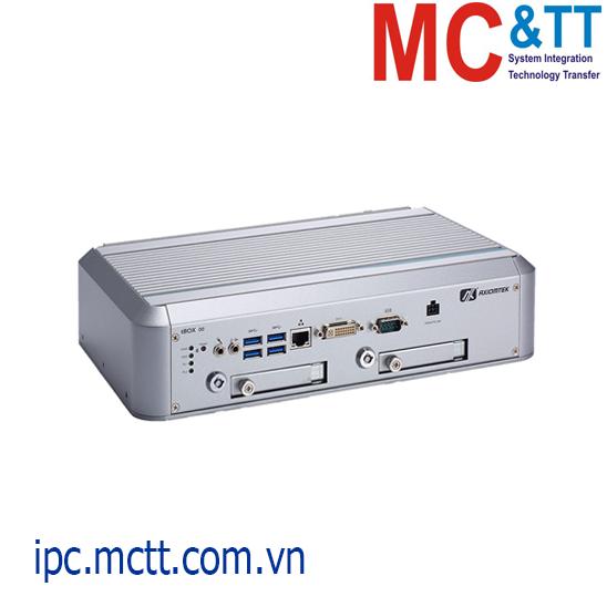 Máy tính nhúng công nghiệp chuyên dụng cho đường sắt Axiomtek tBOX400-510-FL