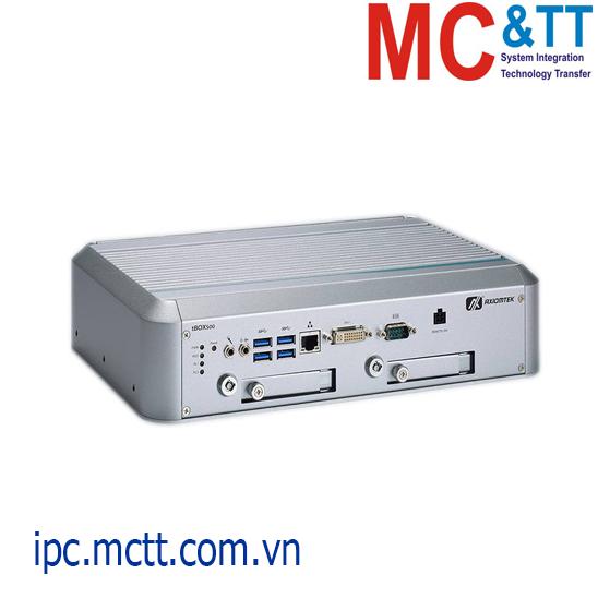 Máy tính nhúng công nghiệp chuyên dụng cho đường sắt Axiomtek tBOX500-510-FL