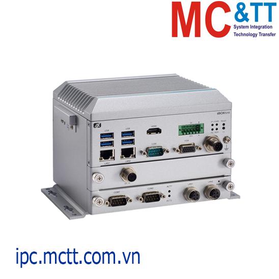 Máy tính nhúng công nghiệp chuyên dụng cho đường sắt Axiomtek tBOX510-518-FL
