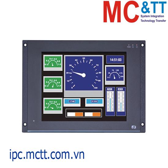 Máy tính màn hình cảm ứng 12.1 inch chuyên dụng cho đường sắt Axiomtek GOT712S-837