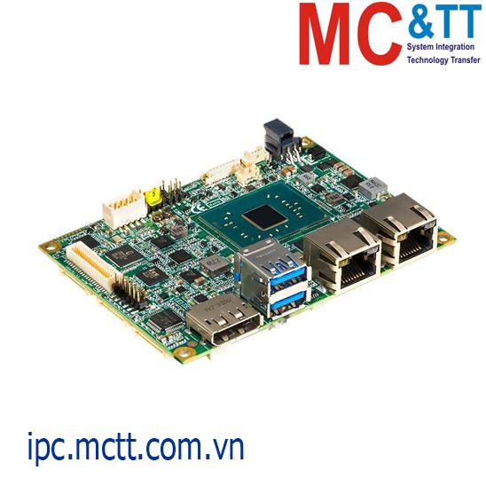 Bo mạch máy tính nhúng công nghiệp Pico-ITX Axiomtek PICO318