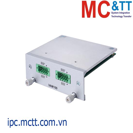 Module mở rộng 4 cổng RS-232/422/485 Axiomtek VAM100